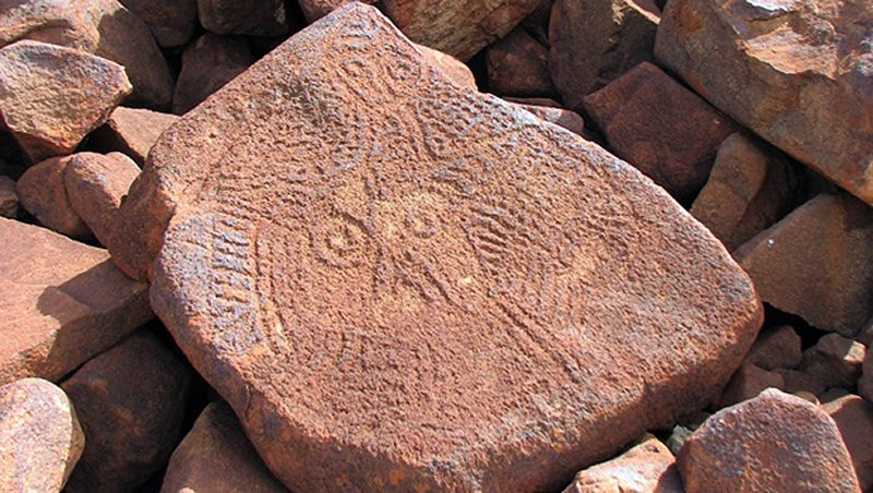 West australian petroglyphs may be world s oldest the