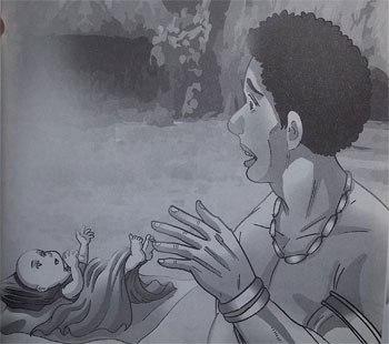 Cerita Legenda : Asal Mula Nama Irian