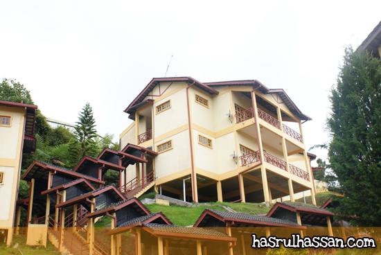 Banglo RPP Cameron Highlands