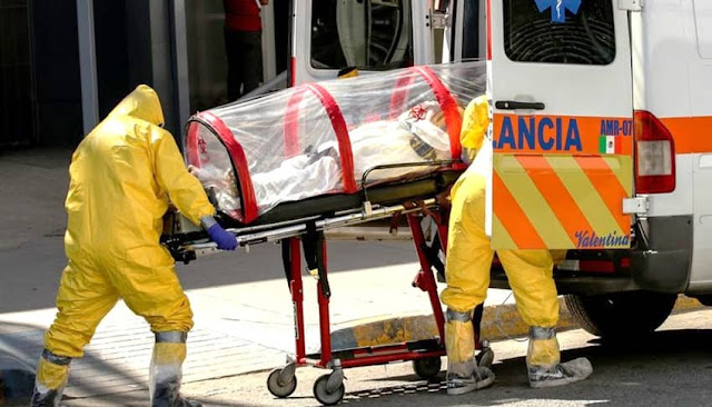 Coronavirus en México deja 82.000 muertes