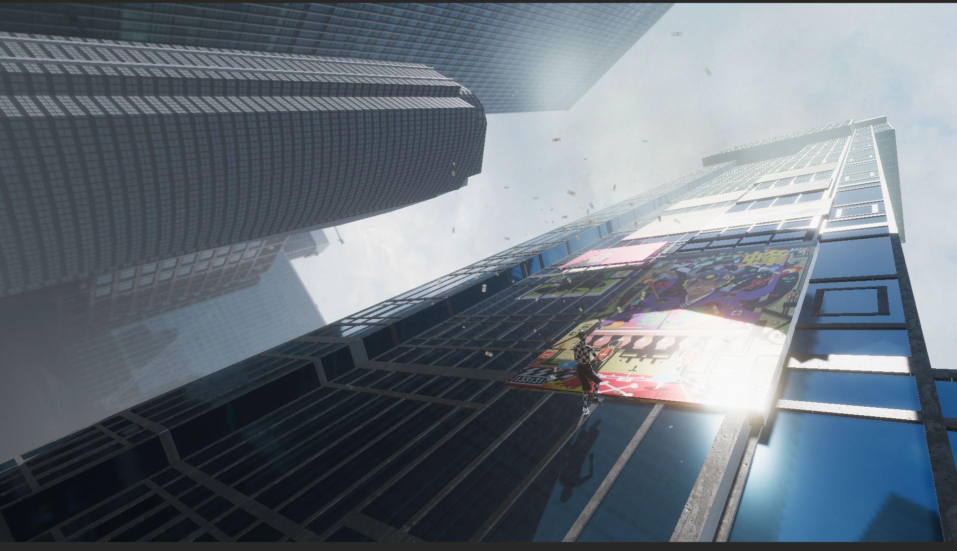 Photo de Artboy Invisible extrait de son clip Raptile-George