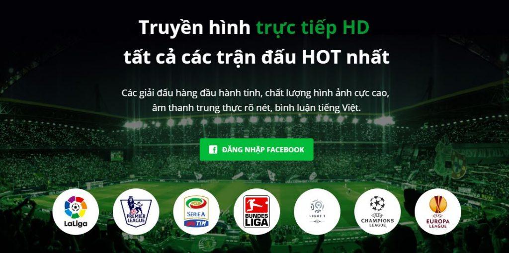 Xem trực tiếp World Cup 2018 - Live HD Tivi Bóng Đá