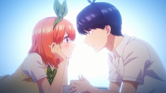 Manga Go-Toubun no Hanayome terminará en tres capítulos