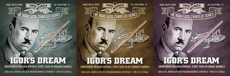 "Пиво ""Мечта Игоря"" | Igor's Dream"
