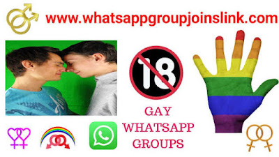 Gay Whatsapp Group Links: Join 2000+ Gay Whatsapp Group Joins Link 2020