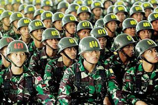 Join With us! TNI-AD Akan Rekrut 15 Ribu Pemuda-Pemudi Jadi Prajurit! Ini Prioritasnya!