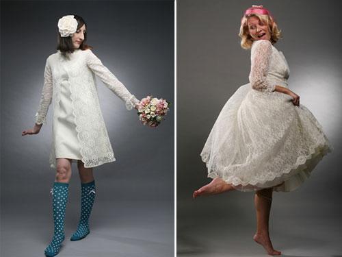 W-W-W: Short Wedding Dresses For Small Weddings
