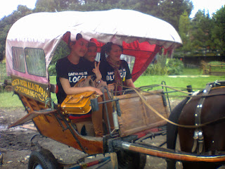 De'Ranch lembang ala Koboy Bandung