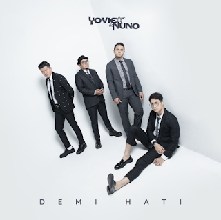 Download Lagu Yovie & Nuno Demi Hati Mp3 Terbaru