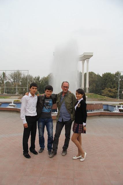 Ouzbékistan, Ferghana, Zafar, Dilora, © L. Gigout, 2012