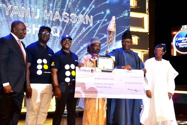 First Bank Splashes N15m on  Leading Firstmonie Agents