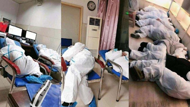 Perpanjang Keadaan Darurat Virus Corona Menjadi 91 Hari, Jangan Panik, Ini Penjelasannya