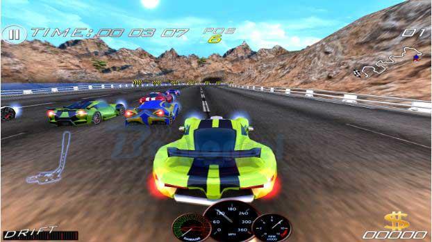 game balap mobil android ukuran kecil game balapan ringan untuk android game balap mobil android terbaik gratis