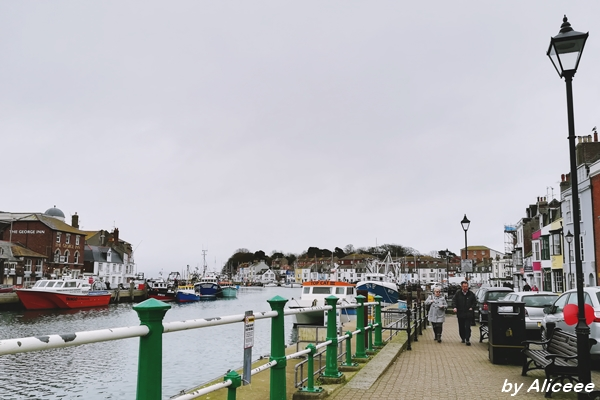 weymouth-port-oras-turistic-Anglia