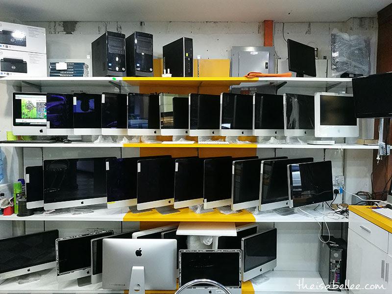 Buying Secondhand iMacs