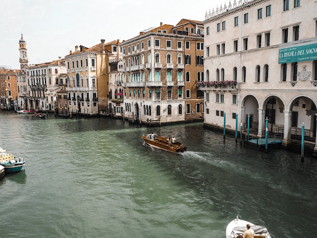 24 hours in Venice- canals and gondolas