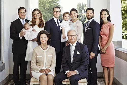 royal family, Sweden, Princess Madeleine, Chris O'Neill
