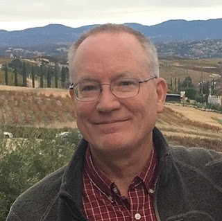 Photo of Greg Gillson in December 2018