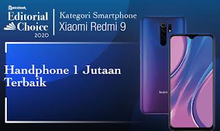 smartphone 1 jutaan terbaik redmi 9 pricebook editorial choice 2020