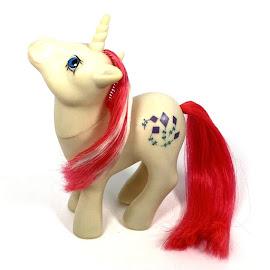 My Little Pony Eva Year Three Int. Unicorn Ponies II G1 Pony