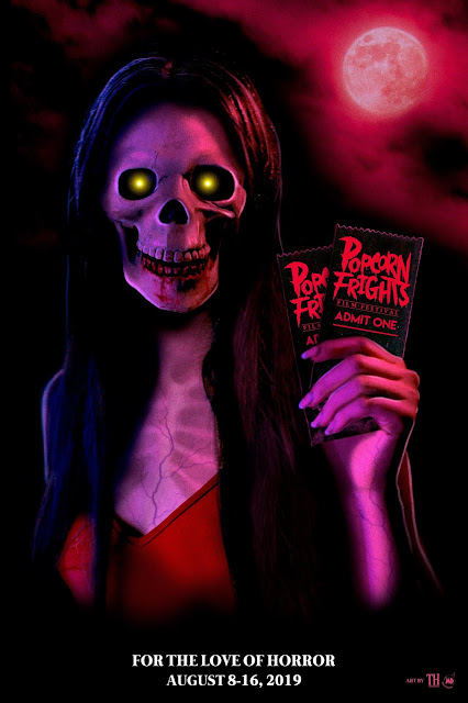 Popcorn Frights Poster
