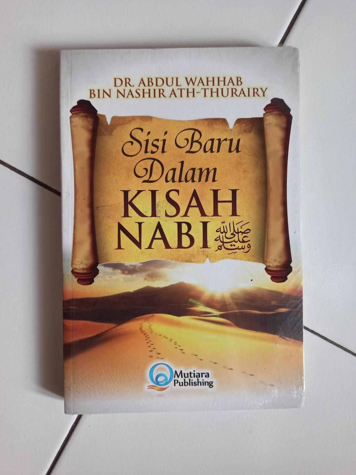 Cover Depan Buku Sisi Baru Dalam Kisah Nabi SAW