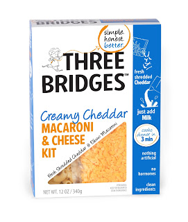 three bridges mac and cheese kits