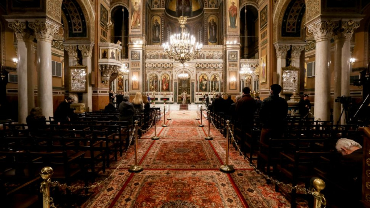 Η Εκκλησία προσφεύγει στο ΣτΕ για τα Θεοφάνεια