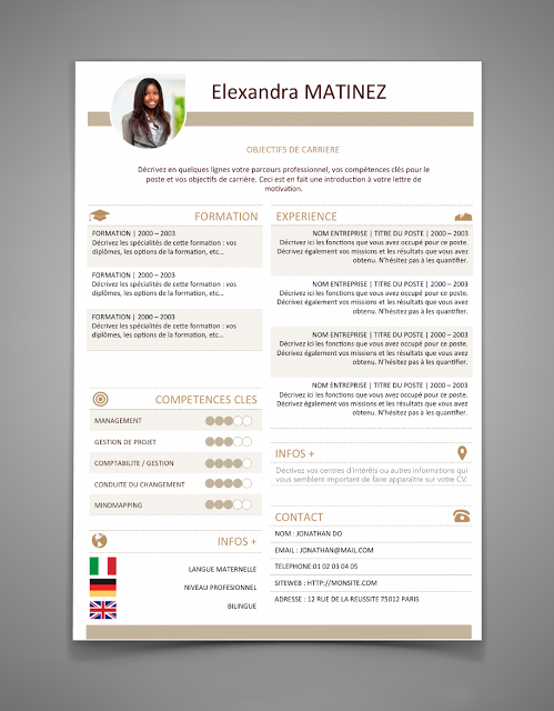 TEMPLATE LATEX RAPPORT PFE GRATUIT