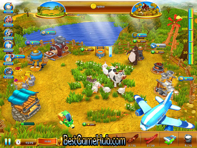 Farm Frenzy 4 PC Repack Game Free Download