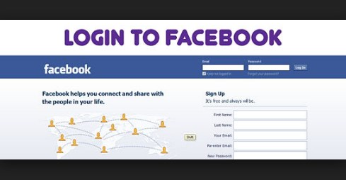 facebook account login