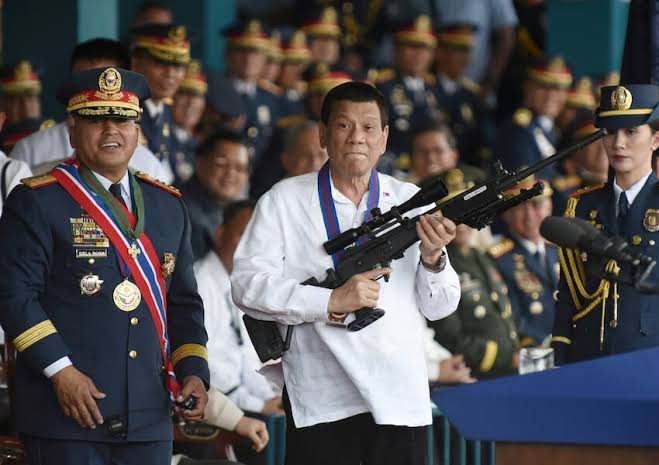 Tak Mau Pakai Masker, Polisi Filipina Tembak Mati Petani Renta 63 Tahun