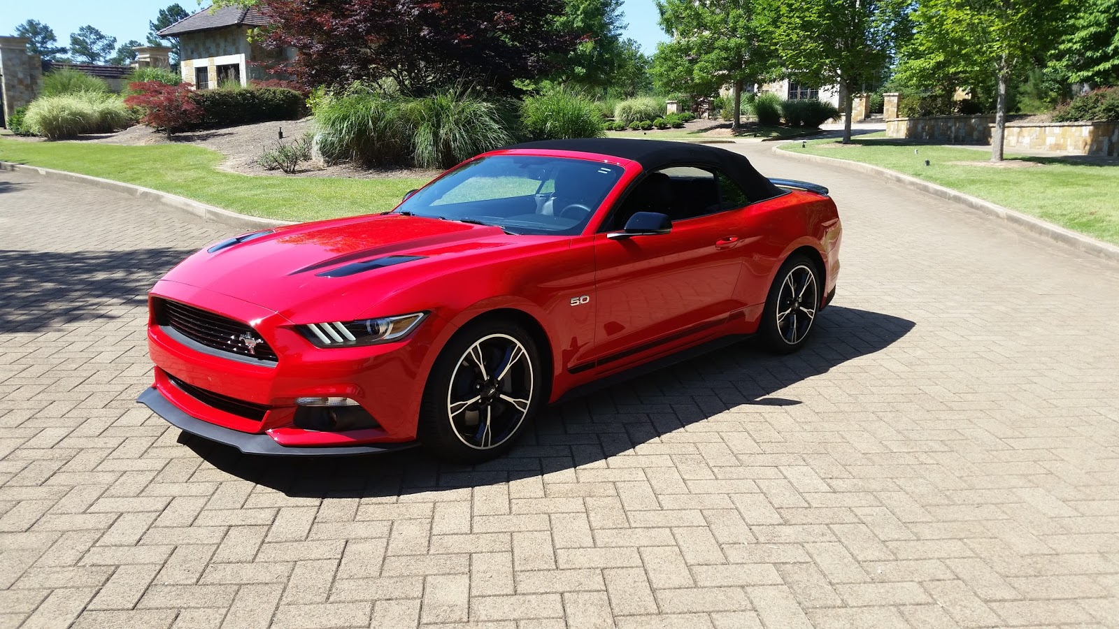 2016 Ford Mustang Convertible Gt Premium A High Ed Cool And Y Drop Top