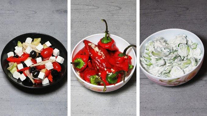 3 Salate de Vară Răcoritoare