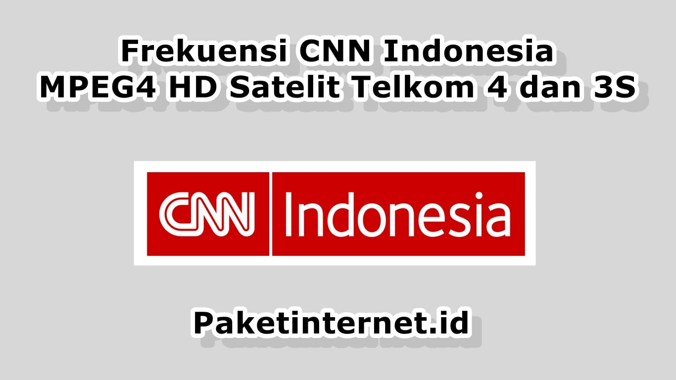 Frekuensi CNN Indonesia