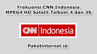 Frekuensi CNN Indonesia