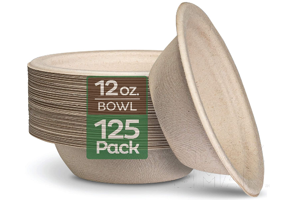 compostable paper bowls