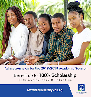 Nile University Scholarships & Discounts for Students - 2018/2019