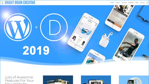 How to Make a WordPress Website With Divi Theme  2019 (NEW)