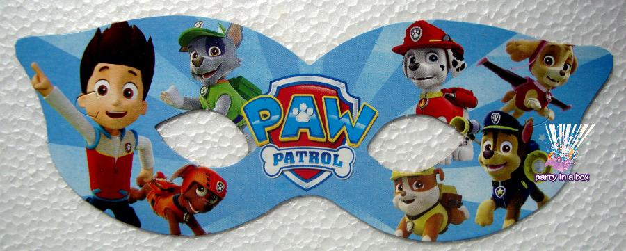 Manualidades photo props de paw patrol - Manualidades patrulla canina ...