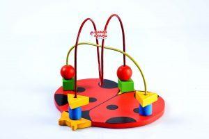 Edu Toys Wire Kumbang Kepik