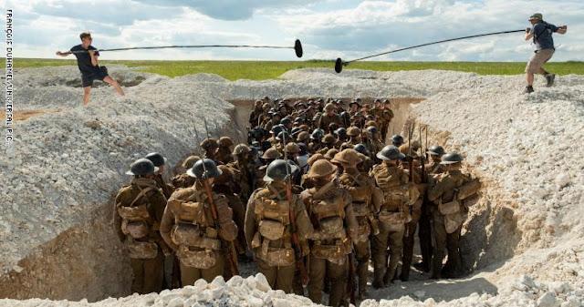 """كواليس مجهدة لتصوير فيلم """"1917"""" عن الحرب العالمية الأولى.. كيف جرت؟"""