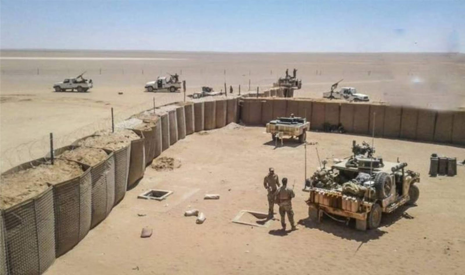 Rusia beritahu Amerika mereka siap menyerang wilayah Suriah yang terdapat pangkalan AS