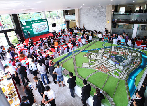 Công ty TNHH Bất động sản Dịch vụ Thương mại Green Link Land Hà Nội