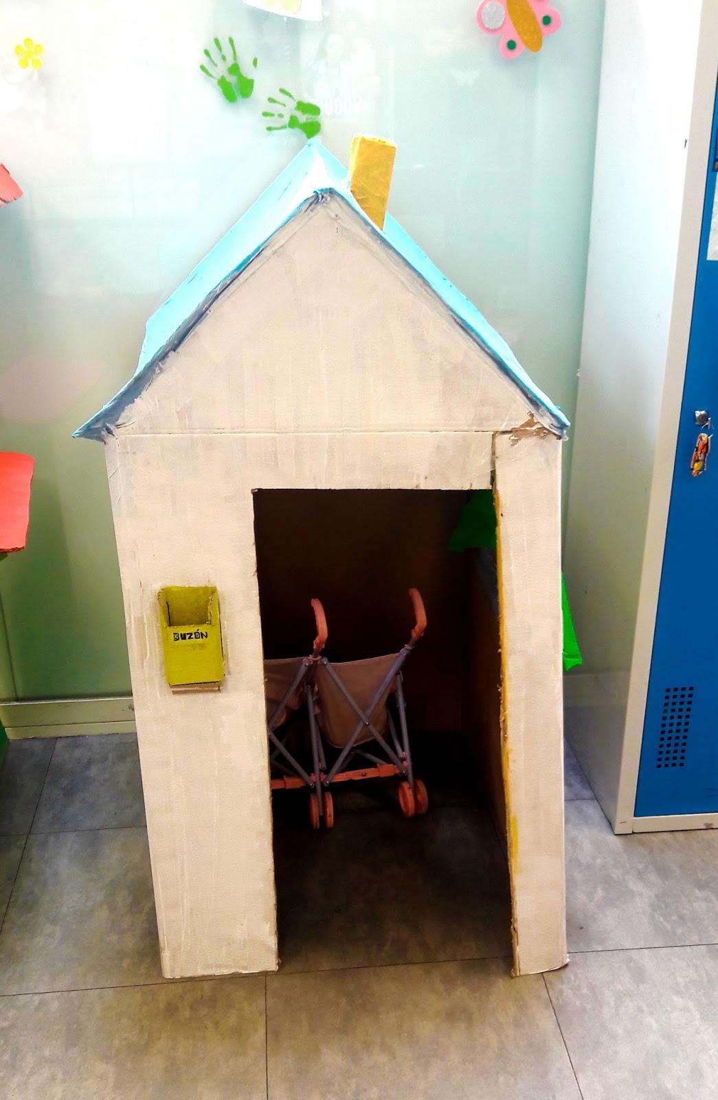 Salas infantiles omniocio verano creativo en la sala for Casitas infantiles jardin carrefour