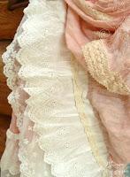 бохо шарф