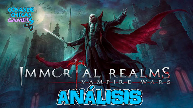 Análisis Immortal Realms Vampire Wars en Xbox One