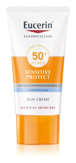 Eucerin Sun Sensitive Protect SPF krém