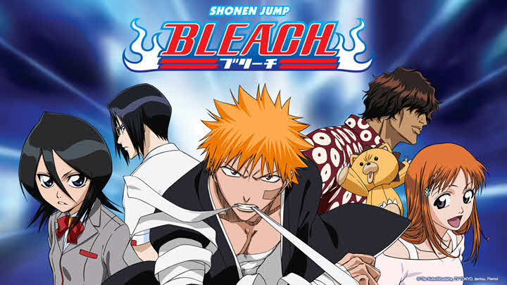 Anime Like Bleach