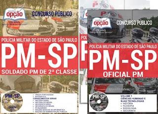 Apostila Polícia Militar do Estado de São Paulo Soldado PM 2ª classe